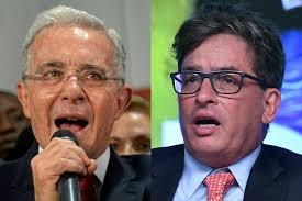 Image result for carrasquilla y alavro uribe triste